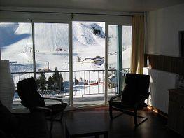 Vistas desde el alojamiento - Apartamento en alquiler de temporada en La Mongie - 266244372