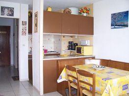 Cocina americana - Estudio en alquiler de temporada en Saint-Lary-Soulan - 295491773
