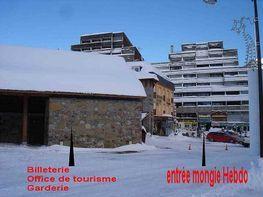 Vistas exteriores del alojamiento - Apartamento en alquiler de temporada en La Mongie - 263763280