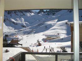 Vistas desde el balcón - Apartamento en alquiler de temporada en La Mongie - 376359903