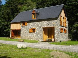 Vistas exteriores del alojamiento - Casa rural en alquiler de temporada en Saint-Lary-Soulan - 405688092