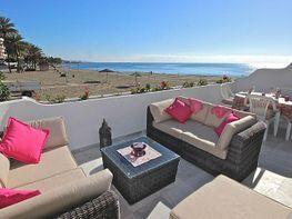 Vistas desde la terraza - Apartamento en alquiler de temporada en Nagüeles Alto en Marbella - 380075169