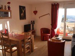 Sala de estar - Apartamento en alquiler de temporada en Font-Romeu-Odeillo-Via - 259050998