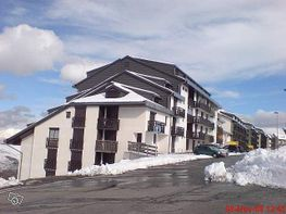 Vistas exteriores del alojamiento - Estudio en alquiler de temporada en Saint-Lary-Soulan - 328204161