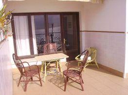 Terraza - Apartamento en alquiler de temporada en Málaga - 389472097