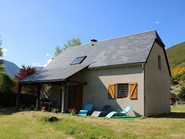 Vistas exteriores del alojamiento - Casa en alquiler de temporada en Saint-Lary-Soulan - 280096727