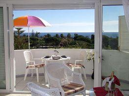 Estudio en alquiler de temporada en Elviria en Marbella - 261122707