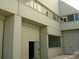 Fachada - Nave industrial en alquiler en calle Rio Cea, Las Hervencias en Ávila - 76428412