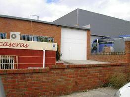 Fachada - Nave industrial en alquiler en calle Río Pomar, Las Hervencias en Ávila - 222631458