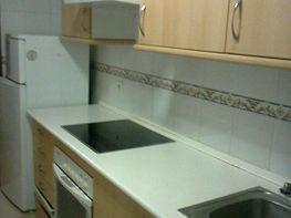 Cocina - Apartamento en alquiler en plaza Cardenal Cisneros, Centro en San Sebastián de los Reyes - 412545224