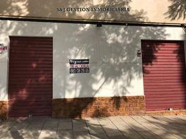 Fachada - Local comercial en alquiler en Centro en San Vicente del Raspeig/Sant Vicent del Raspeig - 385149934