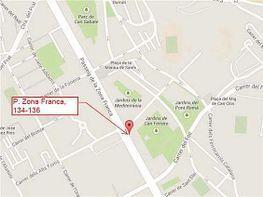 Parking en venta en paseo Zona Franca, La Marina del Prat Vermell en Barcelona - 354145975