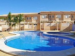 Terrace house for sale in calle Miranda, Les Roques in Dénia - 323921428
