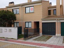 Fachada - Chalet en alquiler en calle Estocolmo, Covaresa-Parque Alameda-Las Villas-Santa Ana en Valladolid - 390728934