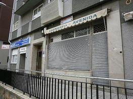 Fachada - Local comercial en alquiler en calle Avenida de Los Caidos, Los Castros-Castrillón-Eiris en Coruña (A) - 163372577