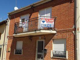 Casa adosada en venta en calle Cristo, Fuensaldaña