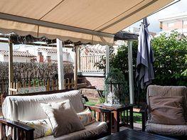 Terraza - Piso en venta en calle Prat de la Riba, Cerdanyola del Vallès - 400306568