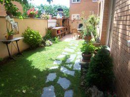 Jardín - Casa pareada en venta en calle Parcers, Centre en Cerdanyola del Vallès - 116413446