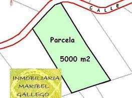 Plano - Parcela en venta en calle Real, Collado Villalba - 230716823