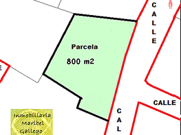 Parcela en venta en calle Real, Becerril de la Sierra - 161208779