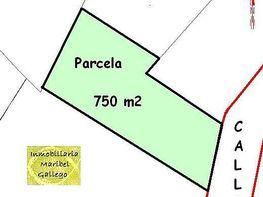 Plano - Parcela en venta en calle Real, Alpedrete - 164698193