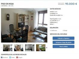 Flat for sale in calle Pinares, Noja - 358736836