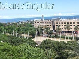 Dernier étage de vente à calle Salvador Espriu, La Vila Olímpica à Barcelona - 282442732