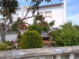 Fachada - Casa adosada en venta en calle Pollancra, Les àmfores en Torredembarra - 141358231