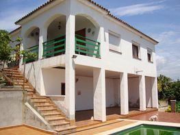 Fachada - Piso en venta en calle Cami de Canet, Sant Cebrià de Vallalta - 278188809