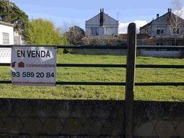 Grundstück in verkauf in calle Tanger, Mira-sol in Sant Cugat del Vallès - 277572792