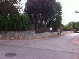 Grundstück in verkauf in calle Nuria, Valldoreix in Sant Cugat del Vallès - 277572995