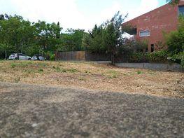 Grundstück in verkauf in calle Navarra, Mira-sol in Sant Cugat del Vallès - 293101983