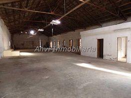 Salón - Nave industrial en alquiler en calle Nave Dentro de la Poblacion, Benaguasil - 316732478