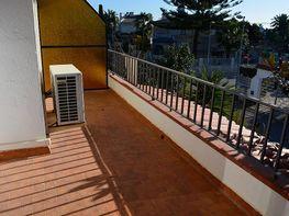Terraza - Casa pareada en venta en calle Burgos, Mar cambrils en Cambrils - 238790662