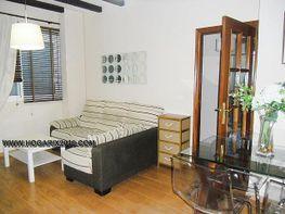 Salón - Piso en alquiler en calle El Granado, Barrio de la Florida en Huelva - 413779498