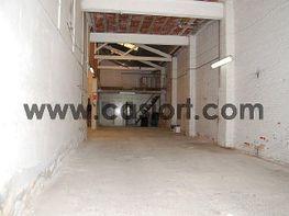 Planta baja - Local comercial en alquiler en calle Verdaguer, Barri dels poetes en Reus - 191741832