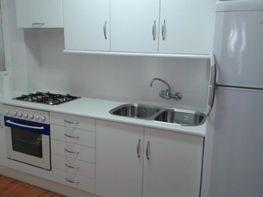 Cocina - Piso en alquiler en calle Maldonado Entrena, Centro Historico en Almería - 116452362