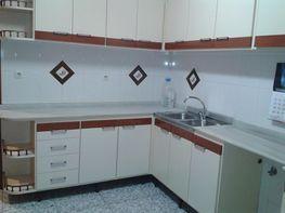 Cocina - Piso en alquiler en calle Poeta Luis de Gongora, Nueva Andalucia en Almería - 124633365