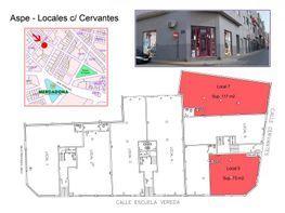 Local comercial en lloguer calle Cervantes, Aspe - 113517992