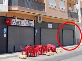 Fachada - Local comercial en alquiler en calle Juan Pablo II, Formentera del Segura - 116408001