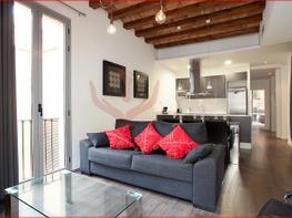 Wohnung in miete in calle Sant Pere Mitjà, Born-Santa Caterina-Sant Pere-La Ribera in Barcelona - 279738837