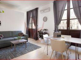 Salón - Piso en alquiler en calle Rambla, El Raval en Barcelona - 386165127