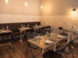 Restaurante en alquiler en barrio Génova, Justicia-Chueca en Madrid - 364618447