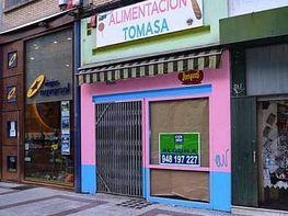 Foto - Local comercial en alquiler en calle Iturrama, Iturrama en Pamplona/Iruña - 410367250