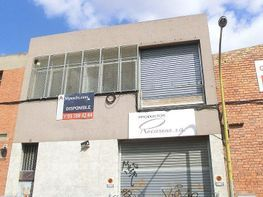 Nave industrial en venta en calle Maracaibo, Bon Pastor en Barcelona - 268237992