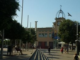 Parking en venta en calle Sant Carles, Centro en Santa Coloma de Gramanet - 125879895