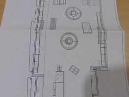 Plano - Local en alquiler en calle Fermin Calbeton Kalea, Eibar - 318988787