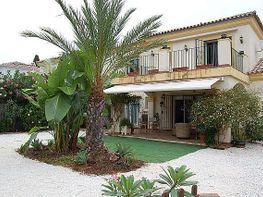 Casa en alquiler en urbanización Hacienda San Manuel, Divina Pastora en Marbella - 330051340
