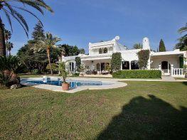 Villa en alquiler en calle Del Pilar, Estepona - 388932002