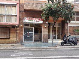 Fachada - Local comercial en alquiler en calle Dolores Marques, Benimaclet en Valencia - 389449985